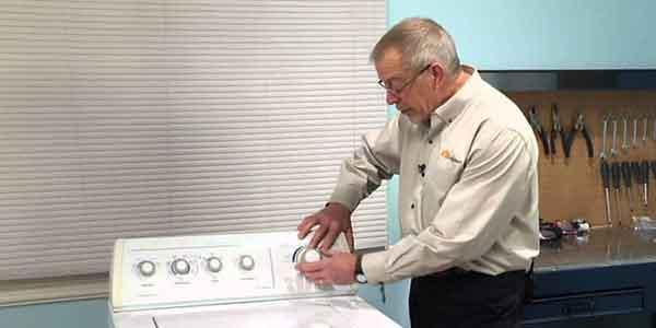 تعمیر ماشین لباسشویی کندی در لواسان