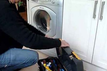 تعمیر ماشین لباسشویی کندی در کرج